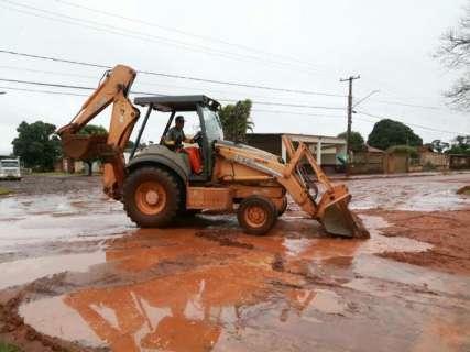 Castigada por temporais, Moreninhas teve 304 mm de chuva no mês