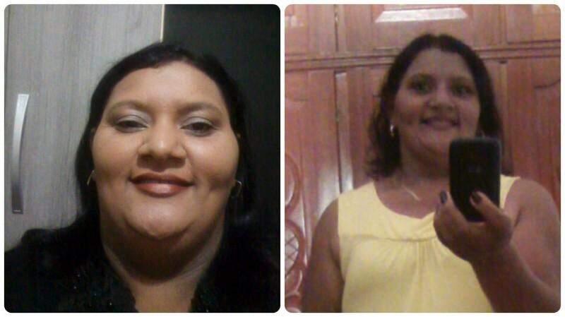 O antes e o agora de Alzemar Canuto.