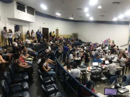 No último dia, atendimento do Refis vai das 8h às 16h na Central do IPTU