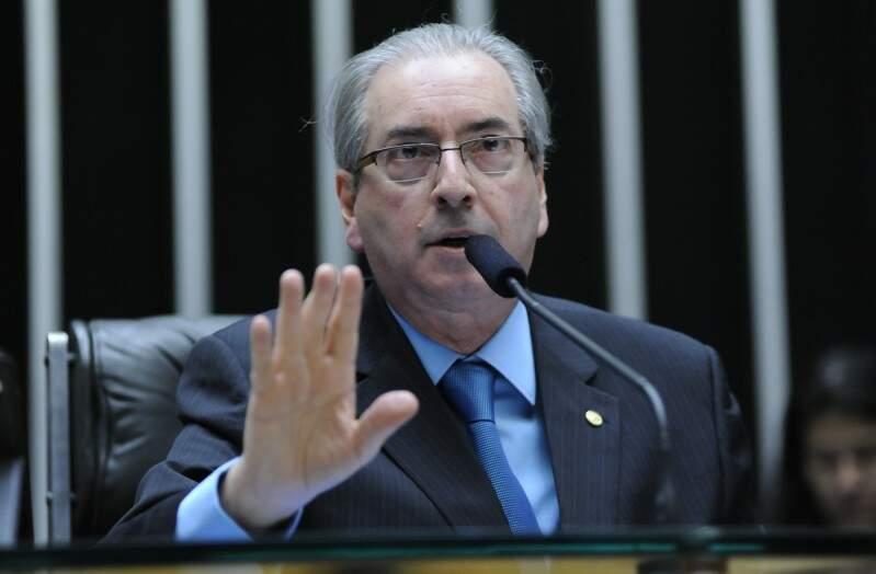 Três em cada quatro entrevistados afirmaram ser a favor da cassação do presidente da Câmara dos Deputados, Eduardo Cunha (Foto: Divulgação/Câmara dos Deputados)