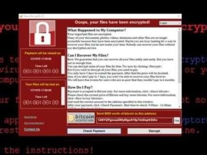 """Ciberataque já está """"controlado"""", segundo empresa russa Kaspersky"""