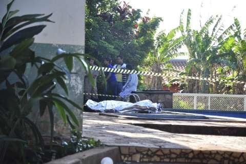 Homem morre afogado em piscina durante baile funk na Capital