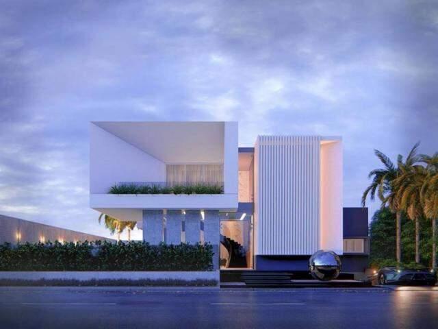 Projetos se destacaram pelos diferentes níveis e volumes da fachada até a área interna. (Foto: Castro Arquitetos)