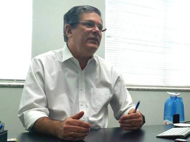 Hollanda Filho reforça que cana-de-açúcar tem impedimentos legais e técnicos para cultivo no Pantanal e, na BAP, dependeria de conjuntura econômica. (Foto: Eliane Salomão/Biosul)