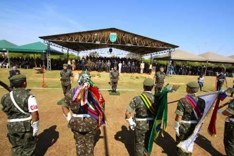 Ex-chefe do Gabinete do Estado Maior do Exército toma posse no CMO