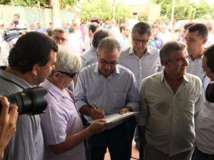 Governador reafirma ajuda às cidades em emergência por causa da chuva