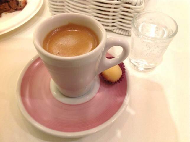 Café do Amor aos Pedaços, um dos mais caros da cidade.