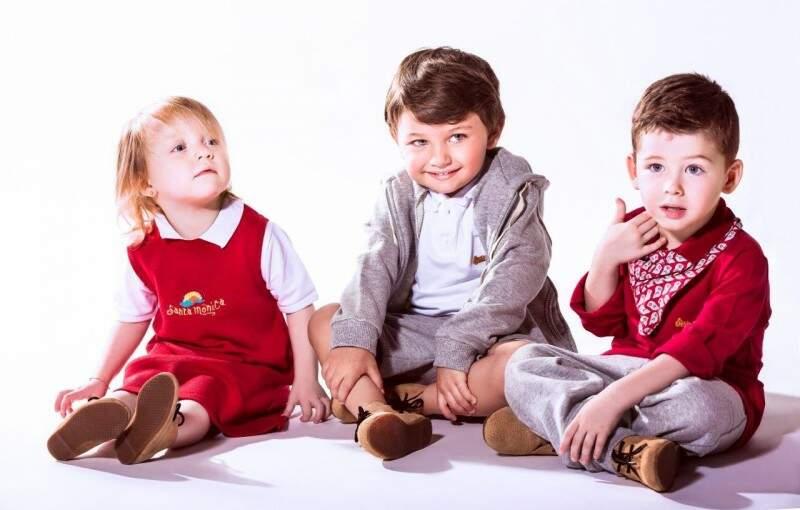 Loja oferece um conceito clássico de moda, com qualidade e conforto para crianças de 0 a 6 anos.