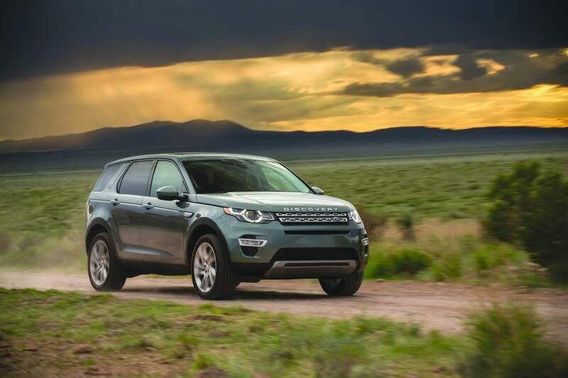 Novo Discovery Sport chega ao Brasil em abril