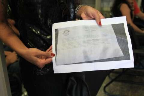 Candidatos registram denúncia coletiva e vão pedir anulação de prova