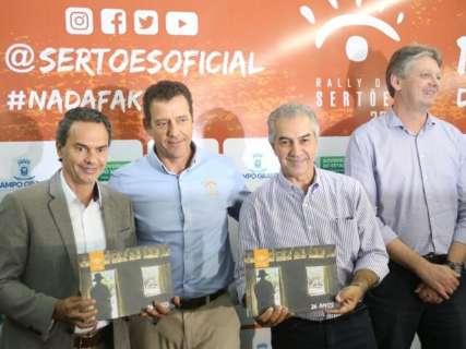Com estrutura de R$ 4,5 milhões, Rally dos Sertões ficará 4 dias em Campo Grande