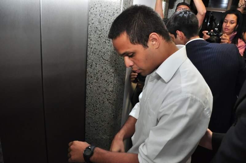 Julgamento de Cristiano está suspenso a pedido da defesa. (Foto: Arquivo/Campo Grande News)