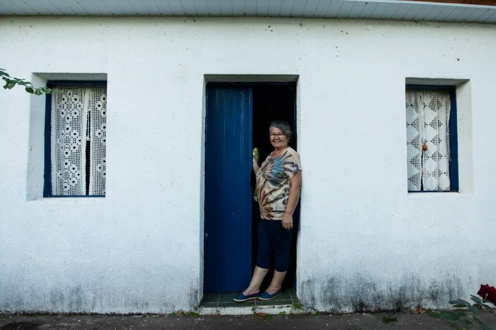Casa é sede da propriedade que abriga a Trilha do Agrião. (Foto: André Bittar)