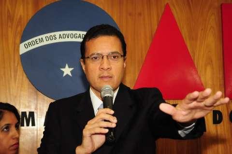 Empossado na OAB, Júlio César diz que faltou debate sobre inspeção veicular