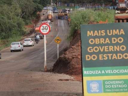 Governo eleva em R$ 1,4 milhão o contrato para obra da Euler de Azevedo