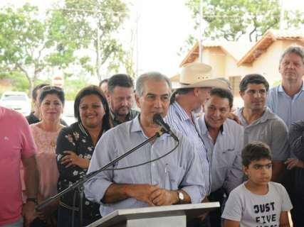 Após férias, Reinaldo entrega e lança obras de R$ 81 milhões em Maracaju