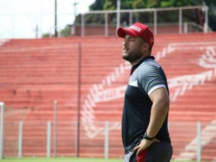 """Com investimento """"pé no chão"""", Operário define treinador para 2020"""