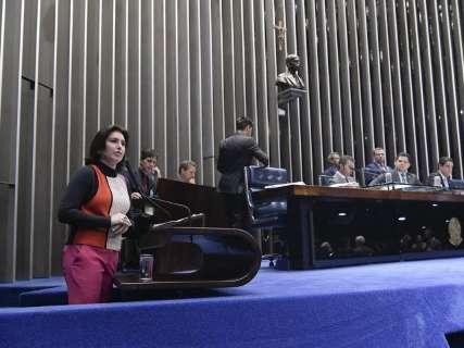 Após acordo, projeto mantém só fundo eleitoral e obtém 2 votos de MS no Senado