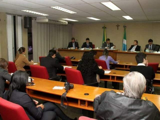 Os parlamentares votaram nesta terça-feira Sistema Estadual de Cultura. (Foto: Wagner Guimarães)