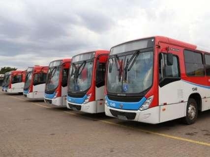 Novos ônibus começam a circular em até 15 dias, promete consórcio