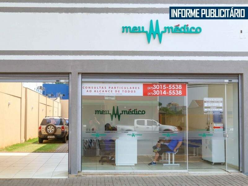 Meu Médico tem mais de 18 especialidades médicas. Foto: Fernando Antunes