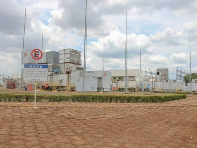 Termelétrica tem capacidade instalada de 190 MW médios (Foto: Marcos Maluf)