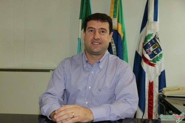 Ludimar Novais fecha alianças para disputar reeleição (Foto: Divulgação)