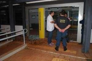 Garras investiga explosão de caixas eletrônicos em duas cidades em 48h