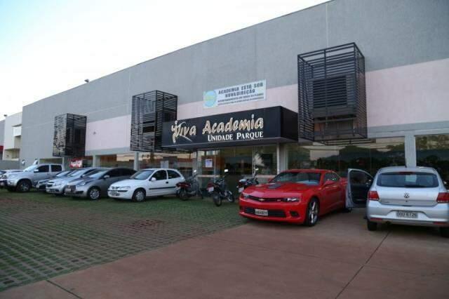 Academia fica na Avenida Tamandaré, 3104, e tem estacionamento próprio.