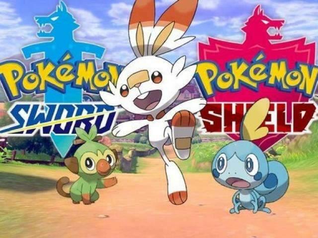 Pokémon Sword & Shield têm excelentes vendas e ajudam ainda mais o Switch