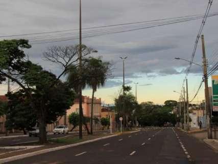 Terça-feira de Carnaval será de calor de 36°C e pancadas de chuva em MS