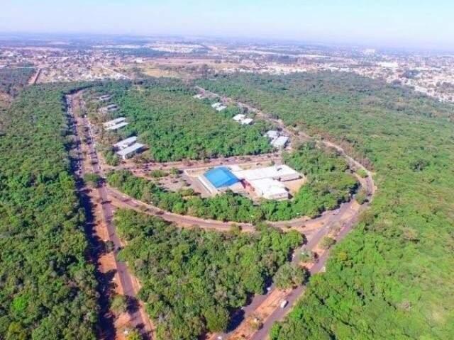 Parque dos Poderes, sede da gestão estadual: indicadores de governo da Macroplan colocam MS em destaque nacional. (Foto: Arquivo)