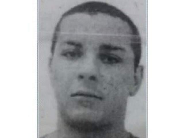 """André Alves Ramos, o """"Dé"""", de 32 anos, era morador de Caarapó. (Foto: Divulgação)"""