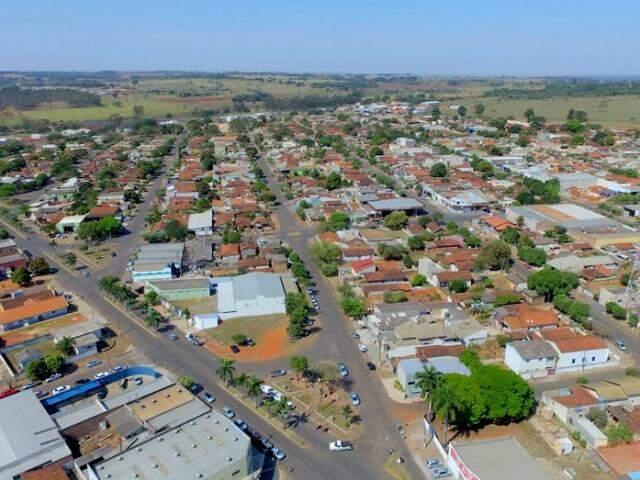 Ivinhema, no sul de MS, é uma das principais cidades na região. (Foto: Divulgação)