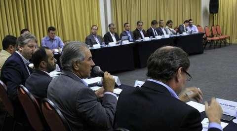 Governo negocia com a Bolívia fornecimento de gás a fábrica de fertilizantes