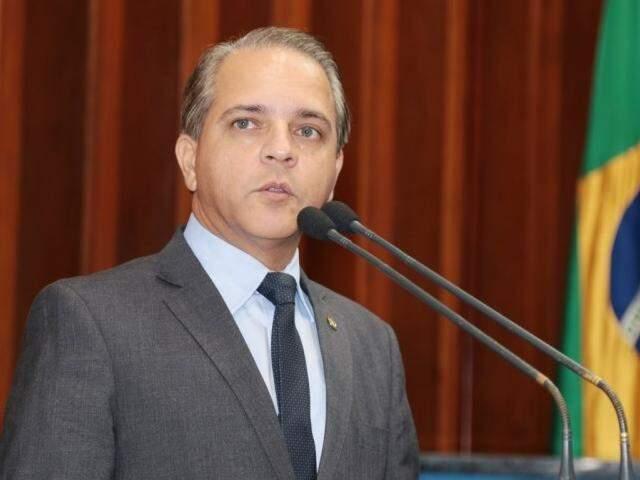 O deputado Coronel David quer o setor de segurança pública fora da PEC do Limite de Gastos (Foto: Assembléia Legislativa/Divulgação)