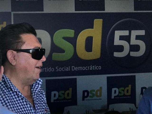 """Na mira do PSD, vereador prevê """"saída em grupo"""" do partido de Bernal"""