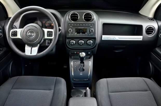 Novo Jeep Compass 2014 é lançado no Brasil