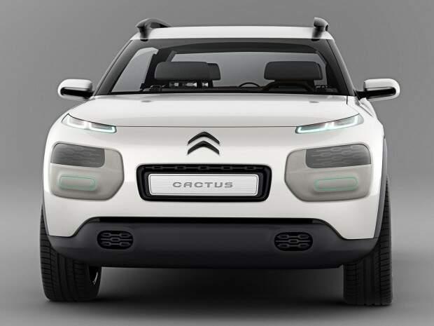 Citroën divulga imagens do conceito Cactus