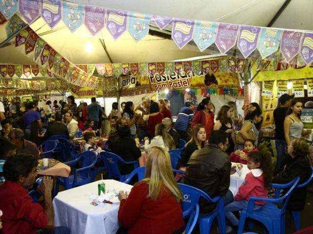 Em Dourados a festança começa neste fim de semana (Foto: Prefeitura de Dourados)