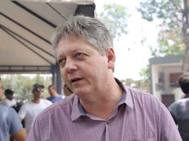 Jaime Verruck, secretário titular da Semagro. (Foto: Kisie Ainoã)