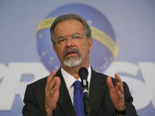 Compromisso de Raul Jungmann para retomar o sistema foi comemorada (Foto: Fabio Rodrigues Pozzebom/Agência Brasil)
