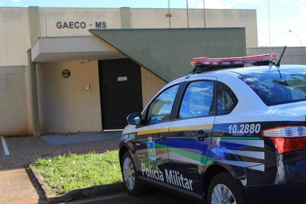 Gaeco fez três etapas de operação contra a Máfia do Cigarro. (Foto: Marina Pacheco)