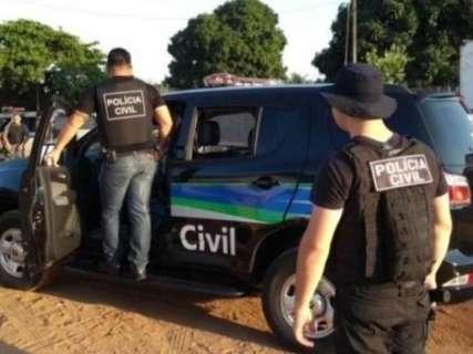 Polícia deflagra operação para esclarecer assassinato em tribunal do crime