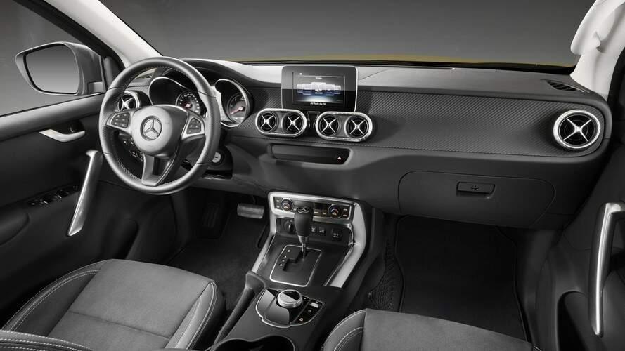 Mercedes-Benz revela versão final da picape Classe X