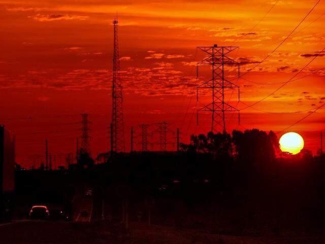 Umidade do ar ficará próxima aos 20% em todo o Estado durante a semana (Foto: Marcos Ermínio)