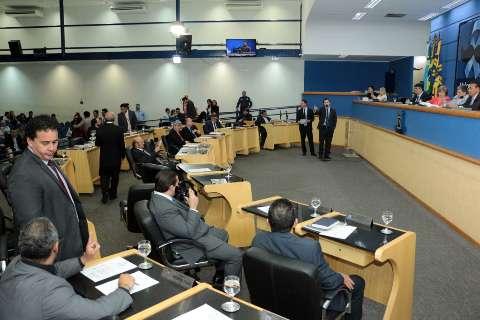 Câmara Municipal irá votar cinco projetos na próxima terça na Capital