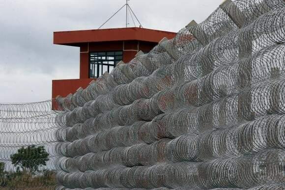 Maluf está preso no Complexo Penitenciário da Papuda (Foto: Agência Brasil)