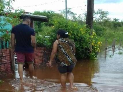 Bela Vista e Antônio João decretam situação de emergência por conta das chuvas