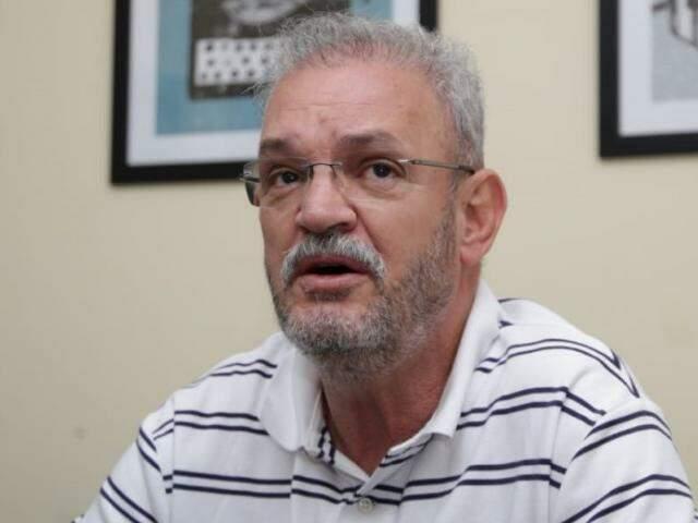 "Segundo Geraldo, SES busca alternativas para que Saúde deixe de ser ""refém"" da Santa Casa. (Foto: Kísie Ainoã)"